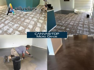 CANVAS-TOP Micro Grade